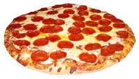 Compro Pizza de Calabresa com Talos de Agrião
