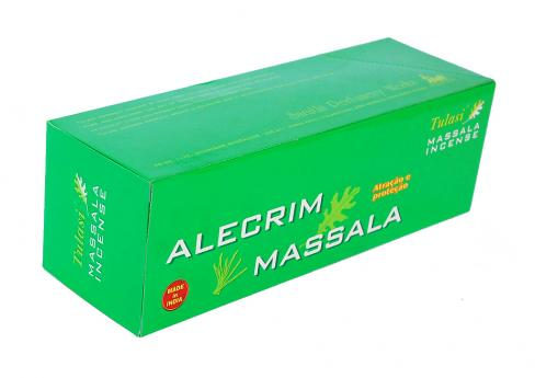 Compro Incenso Alecrim Massala