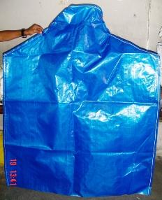 Compro Embalagens em tecidos de ráfia
