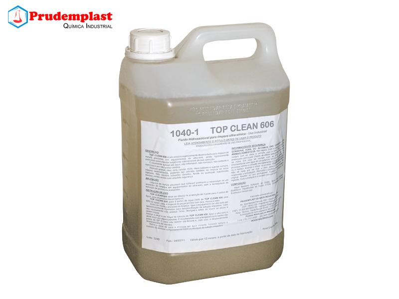Compro Detergente Top Clean 606