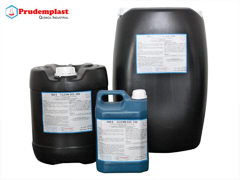 Compro Clean Sol 250 Limpador detergente