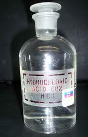 Compro Acido Cloridrico