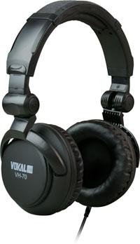 Compro Headphones Vokal VH-70