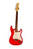 Compro Guitarra DGS-05 Vermelha Dolphin