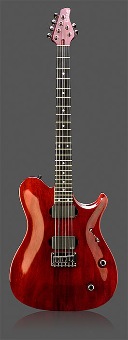 Compro Guitarra Castelli Custom AH 02