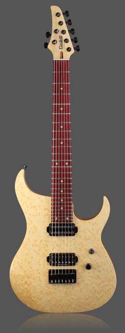 Compro Guitarra Castelli Custom BAT 7 Cordas