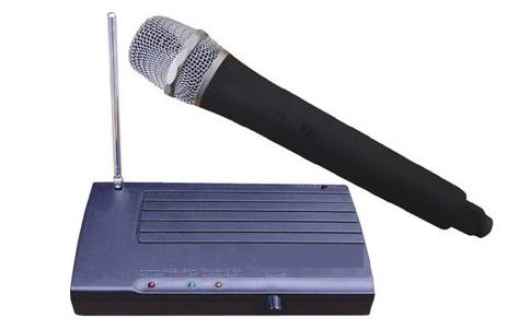 Compro Microfone sem fio UHF Soundpro