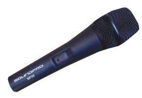 Compro Microfone com fio Soundpro