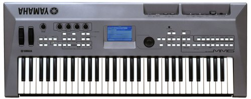 Compro Sintezador Yamaha MM6