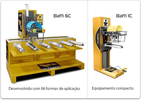 Compro Linha 3D - Baffi 6C