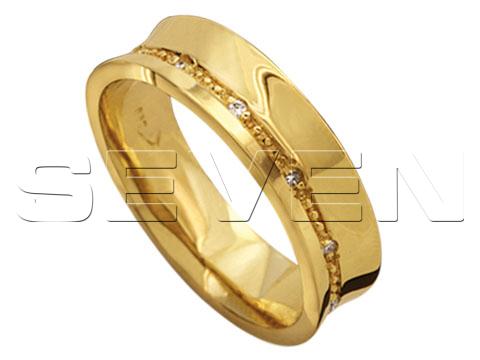 Compro Aliança em ouro