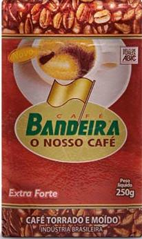 Compro Café Bandeira Vácuo Extra Forte 250g
