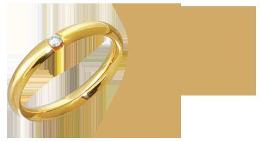 Compro Aliança de compromisso em ouro 18k.
