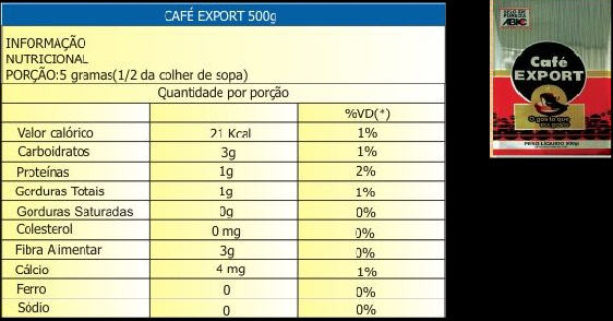 Compro Café export 500g