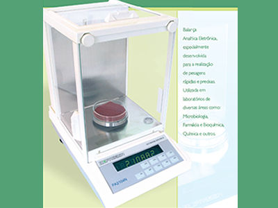 Compro Balança Analítica 220g - Bivolt