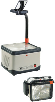 Compro Retroprojetor - A4- II