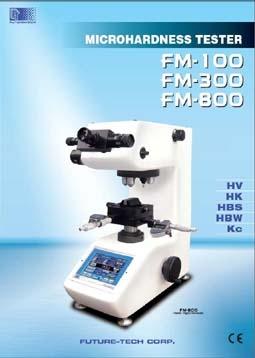 Compro Microdurômetro - FM