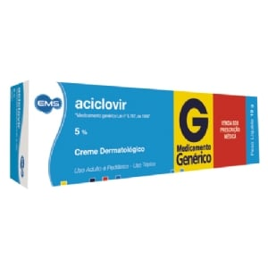 Compro Aciclovir (creme)