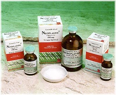 Compro Medicamento Neoplatine Carboplatina