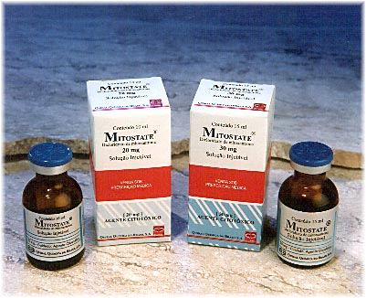 Compro Mitostate Dicloridrato de mitoxantrona