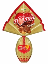 Compro Ovo de Páscoa ao leite Amado 375g