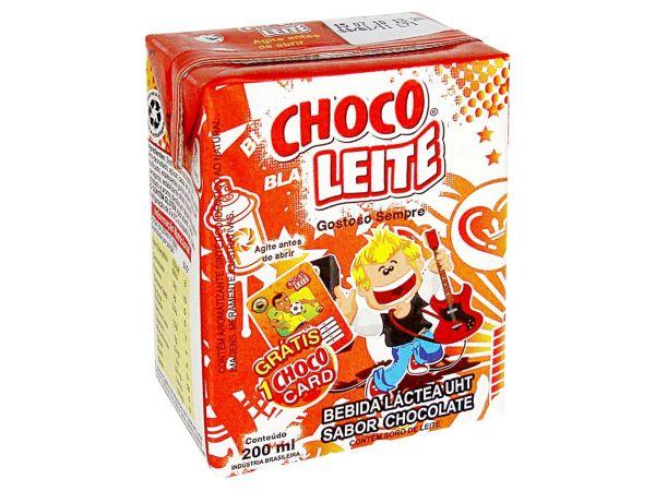 Compro Chocoleite Tradicional 200 mL Tetrapak