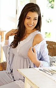 Compro Pijama Martenidade Angelica G Branco