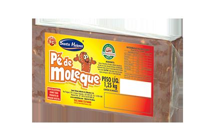 Compro Pé de Moleque FC Pacote 50 un. (1,25kg)