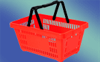 Compro Cestas para supermercado