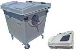 Compro Container em polietileno