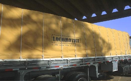 Compro Locomotiva Encerado