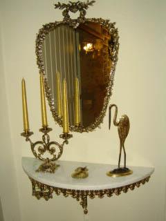 Compro Luminaria Console - Espelho