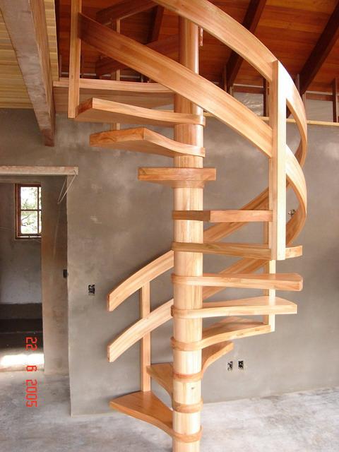 Escadas Caracol Escadas Caracol