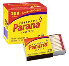 Compro Fosforos Parana Familia