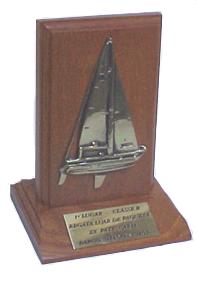Compro Placa sobre Base para Troféu