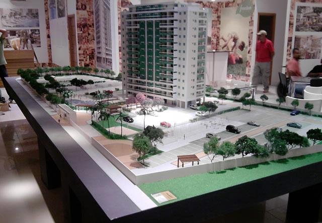 Compro Maquete de desenvolvimento de cidade