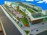 Compro Maquete de Shopping Center