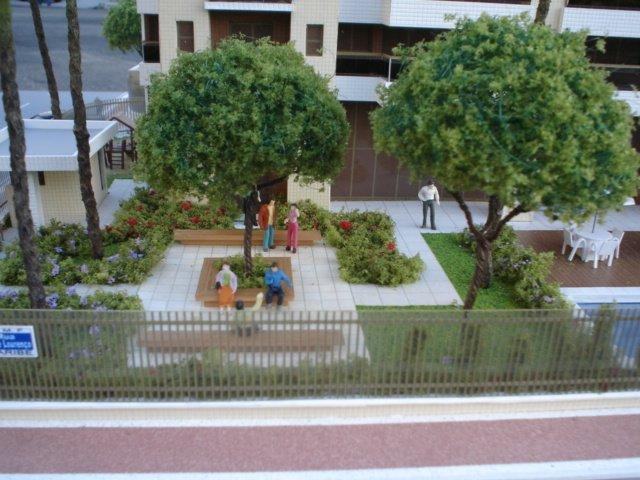 Compro Maquete residencial suburbano