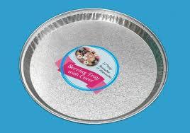 Compro Embalagem de aluminio pizza