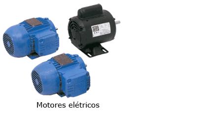 Compro Motores elétricos