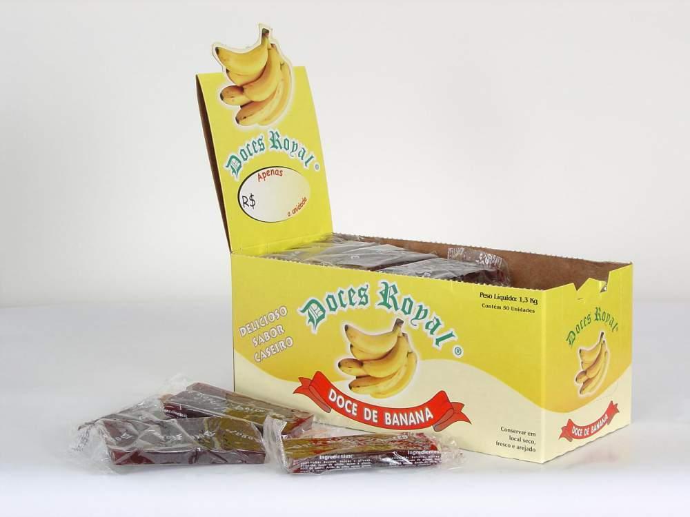 Comprar Doce de banana Helt and joy