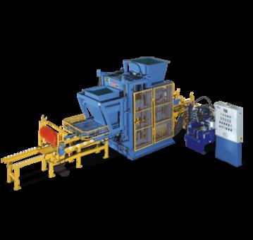 Compro Máquinas de Blocos e Pavimentos MBP-6 HDC