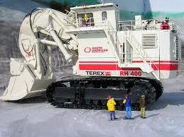 Compro Escavadeira Terex O&K RH400