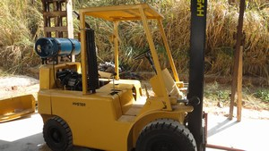Compro Empilhadeira Hyster H55N