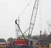 Compro Guindaste de Lança Treliçada sobre Pneus Link Belt HC 238