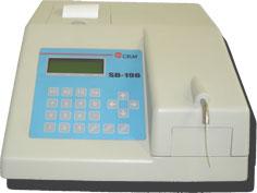 Compro Sistema de Bioquímica Semi-Automático SB-190