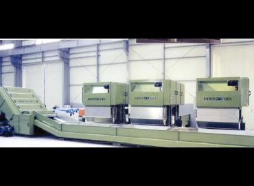 Compro Planta completa para fabricação de manta