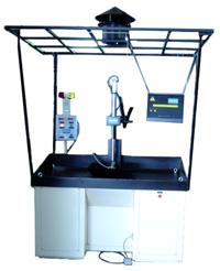Compro Máquina detectora de trincas vertical automática