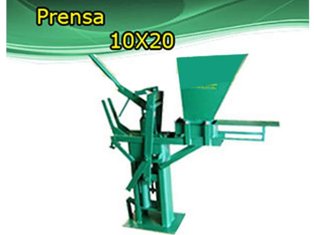 Compro Prensa modular 10x20