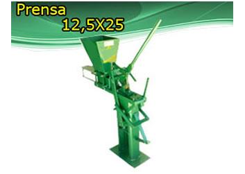 Compro Prensa modular 12,5x25